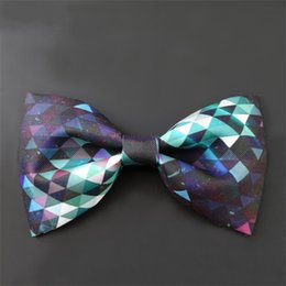 e51f832fd7c4 Gold silk tie online shopping - Polyester Silk Children Bowties Accessories  Fashion Ties Solid Multicolor Cartoon