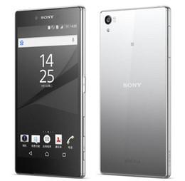 Sony z5 phone online shopping - Original Sony Z5 Premium E6853 E6883 Octa Core GB GB inch UHD K MP G LTE Refurbished Phone