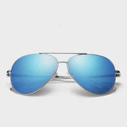 vision alloy 2019 - Fashion Night Vision Polarized Sunglasses Classic Men Women Goggles Glasses UV400 Sun Glasses Driver Night Driving Eyewe