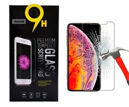 $enCountryForm.capitalKeyWord NZ - For iPhone XR XS Max 7 8 Plus Top Quality Best Price Tempered Glass Screen Protector 0.3mm 2.5D 9H Paper Package