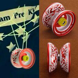 $enCountryForm.capitalKeyWord Australia - Mix Wholesale 5 Pcs Hand Playing Ball High Quality Metal Alloy Yoyo Classic Children Toys Diabolo Magic Kids Gift