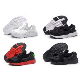 $enCountryForm.capitalKeyWord UK - Baby Huarache Running Shoes for Girls and Boys Fashion Comfortable Rubber Breathable Kids Athletic Basketball Popular Shoes