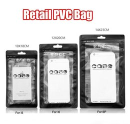 Discount retail packaging for cell phone cases - Cell Phone Case Plastic Packing Zipper Retail Package Zip lock bags Plastic Ziplock Bag For Mobile Phone Case