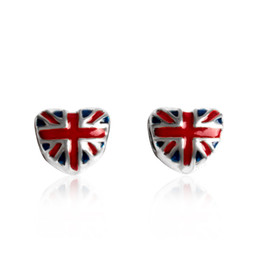 $enCountryForm.capitalKeyWord UK - Fashion Charms Jewelry Findings And Components Travel In UK Painted Loose Bead For Pandora Bracelet Bangle European Style
