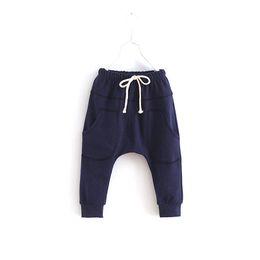 $enCountryForm.capitalKeyWord UK - 2018 Spring Autumn Kids Legging Sports Fitness Kid Toddler Child Harem Pants Baby Boy Girl Trousers Bottoms