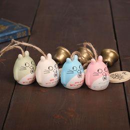 Hanging Door Bell Outdoor Ornamenti per animali domestici Home Car Hanging Decor Artigianato di regalo di compleanno