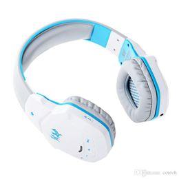 $enCountryForm.capitalKeyWord NZ - Fashionable Cool Wireless Bluetooth 4.1 Stereo Gaming Headphones Headset B3505 With Volume Control Mic HiFi Music NFC Headset For Games DHL