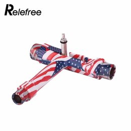 Wholesale T Shaped Skateboard Repair Tools Skate Scooter Patterned Roller Tightening Roller Skate Longboard Tools with L key Sockets