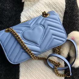 Nude color leather haNdbag online shopping - MARMONT bag cm luxury Zig Zag handbags women bags designer messenger leather bags girl shoulder bag