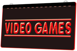 $enCountryForm.capitalKeyWord NZ - LS652-r-Video-Games-Shop-Beer-Bar-Pub-Neon-Light-Sign.jpg Decor Free Shipping Dropshipping Wholesale 8 colors to choose