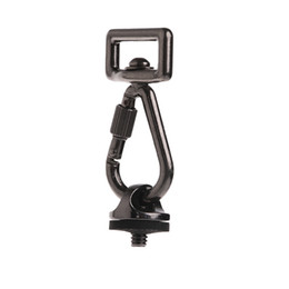 Chinese  SLR DSLR Camera 0.25in Screw Connecting Adapter Hook For Shoulder Sling Strap manufacturers