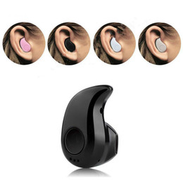 Wholesale Sport Running S530 Mini Stealth Wireless Bluetooth Earphone Stereo Headphones music Headset for iphoneX iphone For Samsung NOTE8