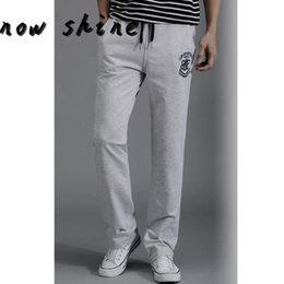 thin cotton trousers 2019 - snowshine #3501 Cotton Pants Casual Thin Trousers Men Harem Pencil Pants free shipping discount thin cotton trousers