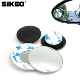 $enCountryForm.capitalKeyWord NZ - 1pc HD 360 Degree Wide Angle Adjustable Car Rear View Convex Mirror Auto Rearview Mirror Vehicle Blind Spot Rimless Mirrors