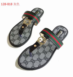 bd1c2f31f45 Size cloSed toe SandalS online shopping - Women Sandals big size Designer  Shoes Luxury flip flops