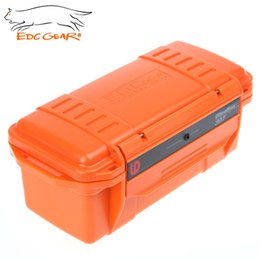 $enCountryForm.capitalKeyWord Australia - Outdoor Shockproof box Waterproof Boxes Survival Airtight Case Holder Storage Matches Tools Travel Sealed Containers Airtight Sealed Case