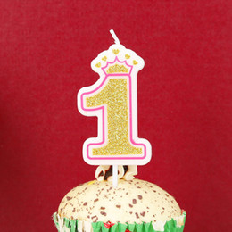 Wholesale Birthday Candles Numbers UK
