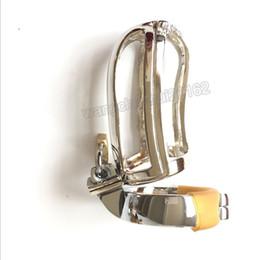 $enCountryForm.capitalKeyWord NZ - Male Stainless Steel Pierced Chastity Lock Mesh Bird Cage cb-4000 Belt Device #R69