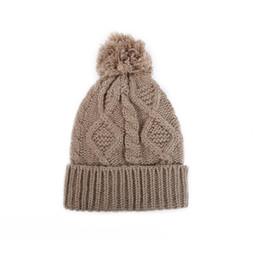 gold novelty suits 2019 - Srogem Good Quality Women Warm Autumn Winter Hat Hip Hop Knit Caps+scarf+gloves Suit Cap Caczapka Zimowa Pompom Bonnet F