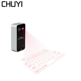 Virtual keyboard portable online shopping - CHUYI Bluetooth Laser Projection Keyboard Wireless Virtual Keyboard Portable Teclado Laser For Tablet Laptop Phone Notebook