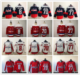 Discount washington capital jersey - 2019 New Hockey Washington Capitals  Jerseys 8 Alex Ovechkin Braden Holtby 637deb79b