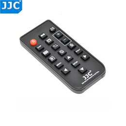wholesale wireless Remote Control for SONY A7III A7RIII A57 A77 II A7S A7 A7II A7R A7RII A7SII A6000 A99 A6300 A900 AS RMT-DSLR1 2 on Sale