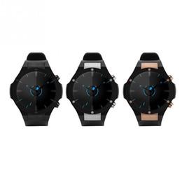 Android Smart Watch Phone 3g NZ - Microwear H2 android ios 1G+16GB Smart watch 1.39 inch mtk6580 SmartWatch phone 3G wifi GPS 5M heart rate nano SIM GSM WCDMA