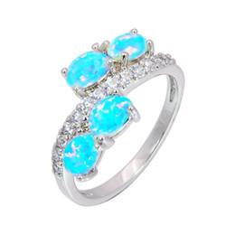 bb304db6a040 Nuevos adornos de diamantes online-Haif Más vendidos Nuevo patrón Adornos Europeo  Diamante Azul Cuatro