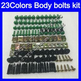 Screw fairingS online shopping - Fairing bolts full screw kit For KAWASAKI NINJA GTR1400 GTR GTR Body Nuts screws nut bolt kit Colors