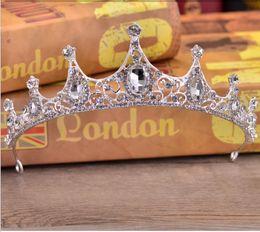 $enCountryForm.capitalKeyWord NZ - Exquisite diamond brides crown 2018 Korean Edition princess crown ornament fashion wedding accessories