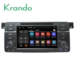 "$enCountryForm.capitalKeyWord NZ - Krando 7"" Android 7.1 car DVD navigation multimedia system for BMW E46 M3 1998-2005 FOR MC ZT 2001-2004 audio radio gps dvd palyer"
