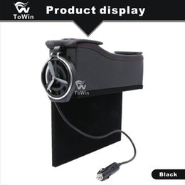 Usb Cup Holder Canada - Multifunctional Car Organizer,Dual USB interface Charger,Bottle Cup Holder,Wallet, Phones,Keys,Cards,Storage Box Interior Accessories