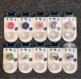 Venta al por mayor de Venta caliente bolsa de aire soporte propósito general nuevo teléfono móvil innovador anillo de soporte soporte simple moda ventas directas de fábrica