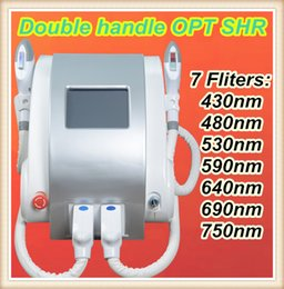 Ipl professIonal machIne online shopping - OPT SHR laser hair removal machines elight ipl vascular removal treatment machine Professional Permanent Hair Reduction device