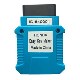 Ingrosso Lavoro programmatore chiave automatico per Honda / Acura dotato di presa OBDII-16 Dal 1999 al 2018 Strumento di programmazione chiave auto