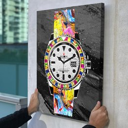 "$enCountryForm.capitalKeyWord Canada - Unframed Alec Monopoly ""Chasing Rainbows"",HD Canvas Print home decor wall art painting,office art culture"