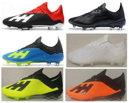 Soccer Cleats Free Shipping Canada - Free Shipping New Mens Low Ankle  Football Boots X 18 af5467ff1b40