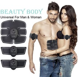 38f7f5fb1a Wholesale Multifunction ems trainer Health Abdominal machine electric  muscle stimulator ABS Trainer fitness Fat burning massager