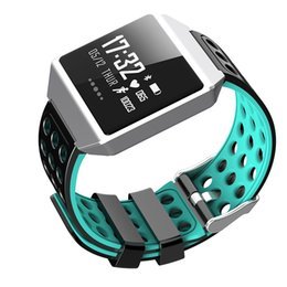 Smart Watch Use Dhl For Shipping Australia - CK12 Smart Watch FIX Fibit ionic Fitness Tracker Pressure Heart Rate Monitor Sport Activity Wristband for Android IOS DHL free shipping