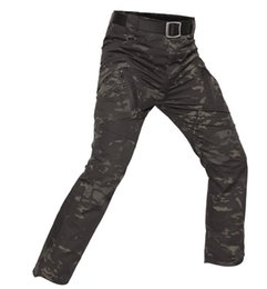 $enCountryForm.capitalKeyWord NZ - Shanghai Story Men Tactical Pants Mens Blend Cotton Army Cargo Pants SWAT Combat Hike cargo pants Trouser IX9