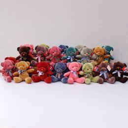 Wedding stuffed animals online shopping - 2018 New Fashion Teddy Bears Plush Toys for Children Cartoon Stuffed Animals Toys For wedding gifts