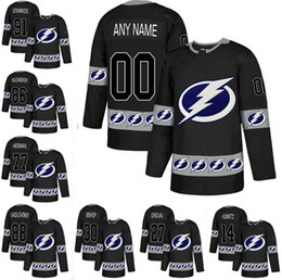 Custom Any Name Hockey Jersey 88 Vasilevskiy 86 Nikita Kucherov 9 Tyler  Johnson 14 Chris Kunitz 24 Ryan Callahan 21 Brayden Point Stitched 373d3640e