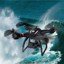 $enCountryForm.capitalKeyWord Australia - BAYANG TOYS X21 drone with HD camera 1080P image wifi follow me shot Double GPS Brushless motor stable wind Headless Quadcopter