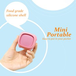Mini Gift Boxes NZ - CUJMH Cute Bluetooth Speaker Mini Portable Music Wireless Speakers Subwoofer Stereo Sound box Handsfree TF card AUX For Gift column speaker