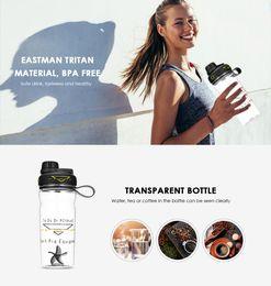 $enCountryForm.capitalKeyWord NZ - 600ml Outdoor sport water bottle Squeeze Bottles shaker bottle Water Bottle Bpa Free Plastic For Sports camping hiking fitness