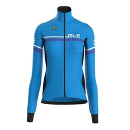 Chinese  2018 Anti UV Anti-pilling Cycling Jersey Long Sleeve Anti UV Windproof Spring jersey only Outdoor Sports Clothing Biking for Women manufacturers