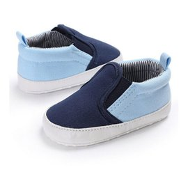 Wholesale Kids Clothes Shoes Australia - Newborn Toddler kids Baby Boys Girls clothes casual Shoes Toddler Geometry shoes Cotton Soft Crib 0-18Months