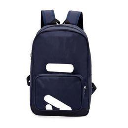 Discount plain white backpacks - 4color brand designer Backpack Fashion Casual Unisex Travel Bag handbags Couple Backpack Student Bag Computer Bag free s