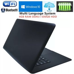 $enCountryForm.capitalKeyWord Canada - 14.1 Inch PC Laptop Computer Intel Celeron J1900 Quad Core 2.0GHz 4GB RAM DDR3+500GB HDD Windows7 10 Notebook Wifi HDMI USB 3.0