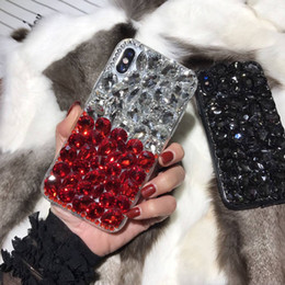 $enCountryForm.capitalKeyWord NZ - wholesale Cases for Samsung Galaxy S4 S5 S6 S7 edge S8 S9 Plus Note 5 8 Case Luxury Cover Bling Rhinestone Case Cover Accessories